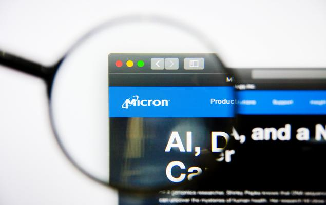 Micron Technology (MU) to Post Q1 Earnings: What in Store?