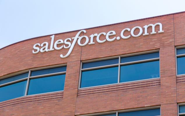 salesforce (CRM) to Report Q2 Earnings: What's in Store?