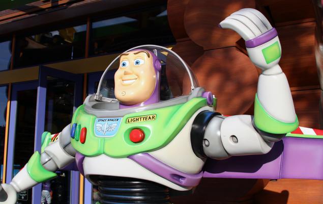 Disney (DIS) Eases Investors' Minds in Q4