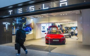 Top Analyst Reports for Tesla, JPMorgan & Oracle