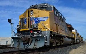 Operating Ratio Improvement Aids Railroads: An Analysis