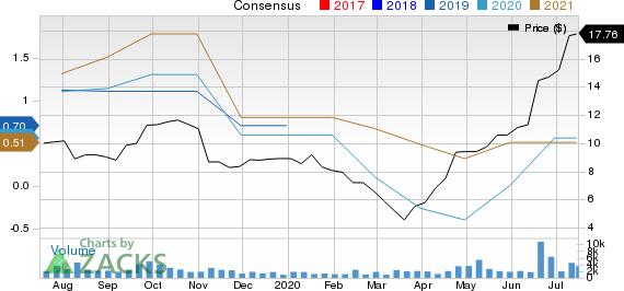 Turtle Beach Corporation Price and Consensus