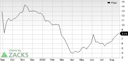 REV Group, Inc. Price