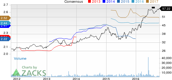 Westar Energy (WR) Hits 52-Week High on Merger Approval