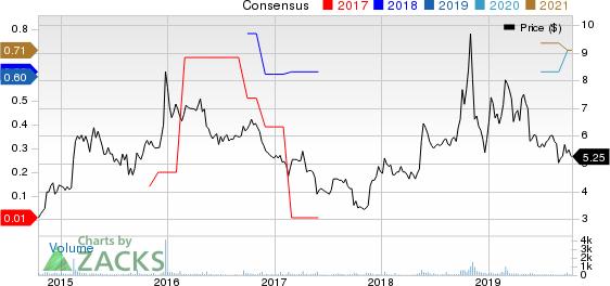 NetSol Technologies Inc. Price and Consensus