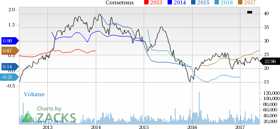 Why Is Cabot Oil & Gas (COG) Down 4.8% Since the Last Earnings Report?