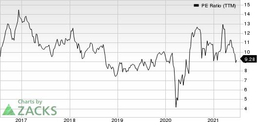 Penske Automotive Group, Inc. PE Ratio (TTM)