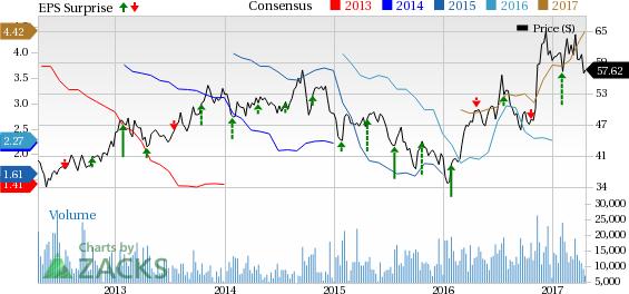 Nucor's (NUE) Q1 Earnings Trail Estimates, Revenues Top
