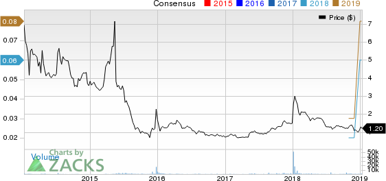 China Information Technology, Inc. Price and Consensus