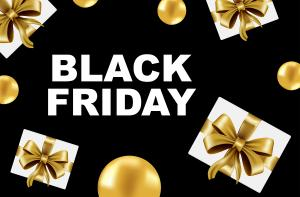 Black Friday Goes Online: 5 ETF Deals