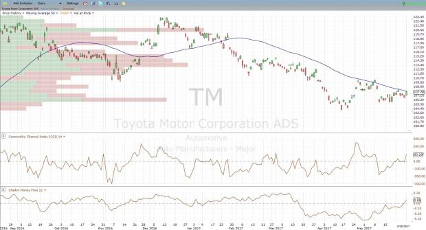 Bear of the Day: Toyota (TM)