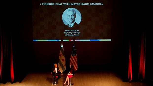 Is Chicago the New Silicon Valley? Rahm Emanuel Thinks So
