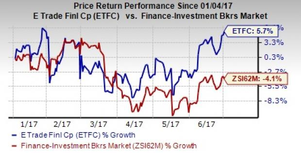 E*TRADE Financial's (ETFC) CEO Gets a Warning from Board