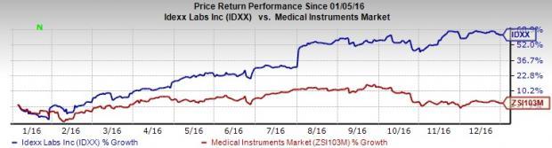 IDEXX Laboratories (IDXX) Set to Join the S&P 500 Index