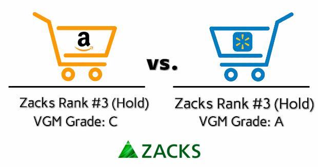 Amazon Amzn Vs Walmart Wmt Which Stock Is The Better Buy