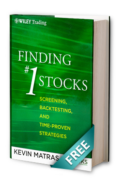 Finding #1 Stocks Book image