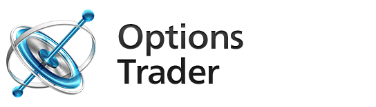 Options Trader - Logo