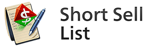 Zacks Short Sell List - Logo