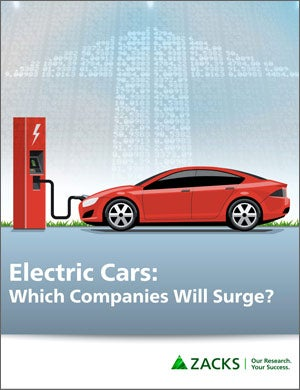 Zacks Electric Cars Report - Cover