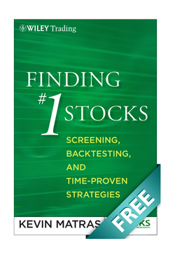 Finding #1 Stocks Report