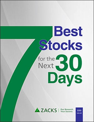 7 Best Stocks for the Next 30 Days