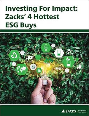 Report - Zacks ESG Investing for Impact Report