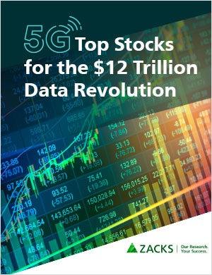 Top Stocks for the $12Trillion 5G Data Revolution